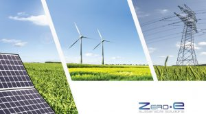 ACS, through its Industrial Services division, presents Zero-E: the company which, in an alliance with Cobra, will oversee the development of Sustainable Infrastructure