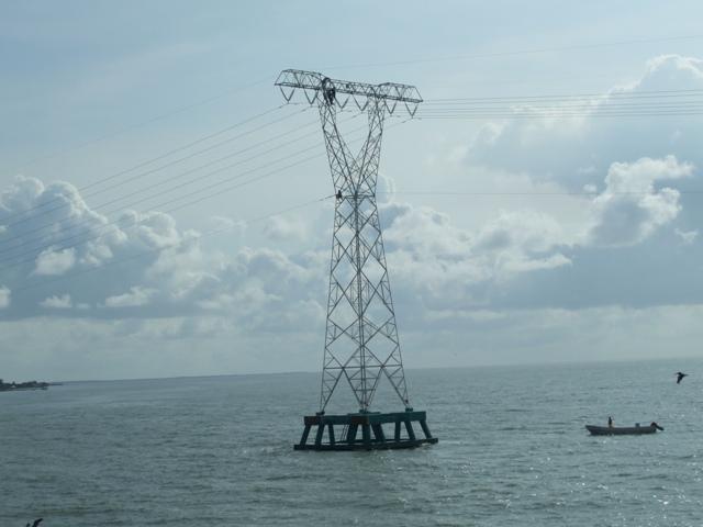 Líneas Alta Tensión 400 y 115 kV y Subestaciones Noreste-Central ...