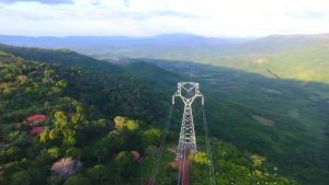 The Construction of the Pátria – Argo 500 kV high voltage line is completed. The largest energy transmission work performed by Cobra Brasil