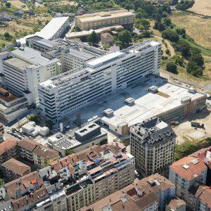 AMPLIACIÓN DEL HOSPITAL DE OURENSE
