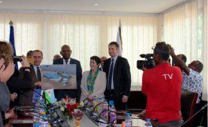 Se adjudica la construcción EPC de una Planta Desaladora de agua de mar en Yibuti