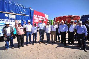 Llega al Proyecto Majes-Siguas II la Tuneladora T.B.M. que ejecutará el túnel trasandino