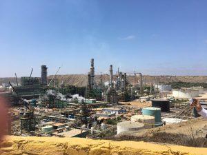 Grupo Cobra se adjudica un contrato de una refinería de Perú por 792 millones