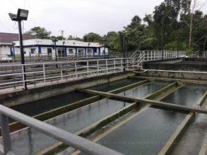 Tedagua will build a new outlet for the water treatment plant in Changuinola, Panama