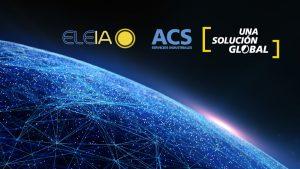 ACS lanza ELEIA para vender la electricidad de sus renovables